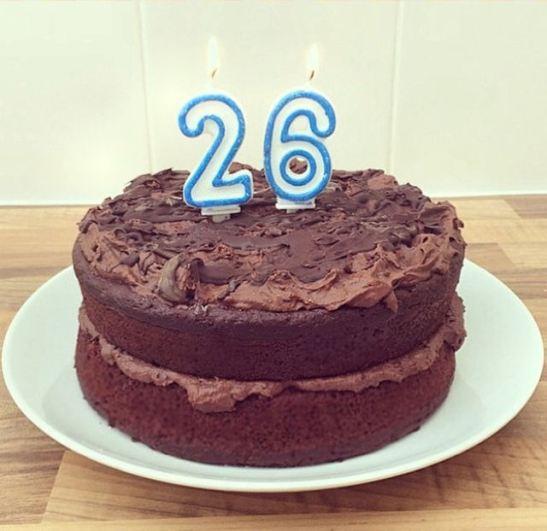 Chocolate cake no.1